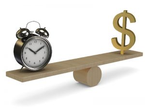 First Priority – Time or Money