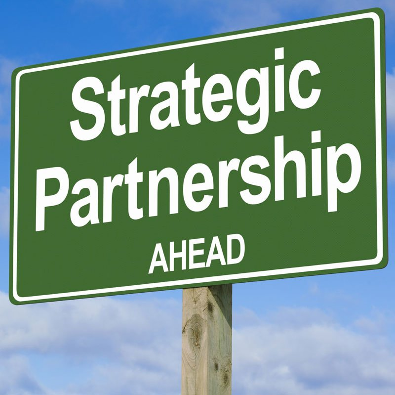 Establishing a Strategic Partner