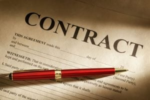 Getting into a Contract