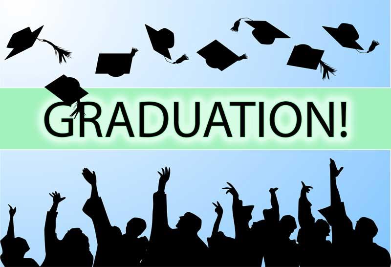 Graduation season 2018