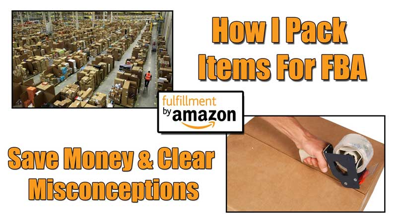 How to Tell your Supplier Package your Goods correctly to meet the standard of Amazon FBA requirements