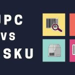 How to Labeling your amazon products with fba fnsku or upc stickers