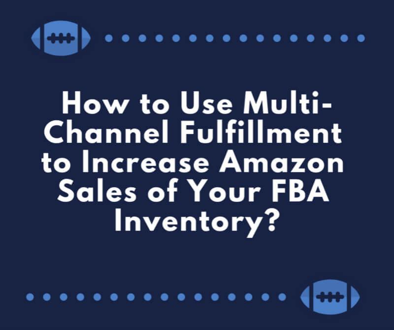 how to use amazon fba