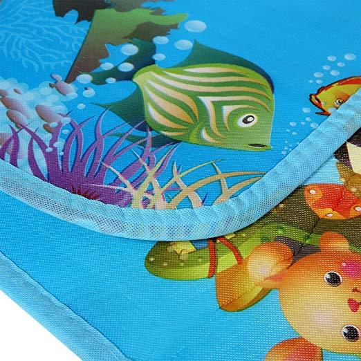 Baby Carpet Playmat Toddler Play Crawl Mat Blanket Rug For