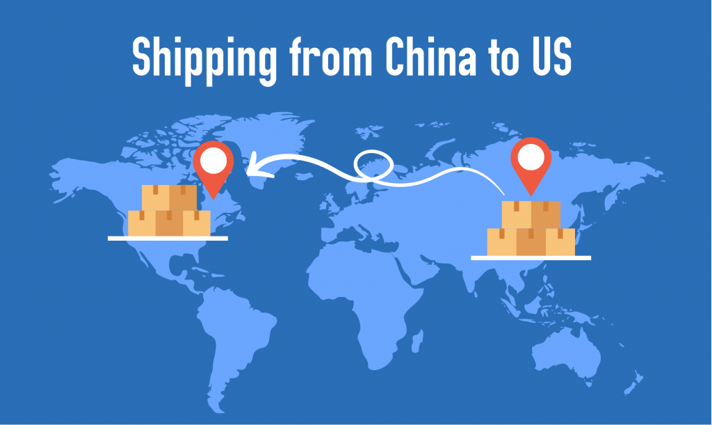 Shipping From China to USA