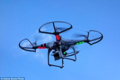 8.Drones