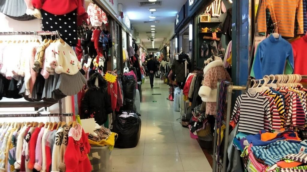 Clothing Wholesale Market