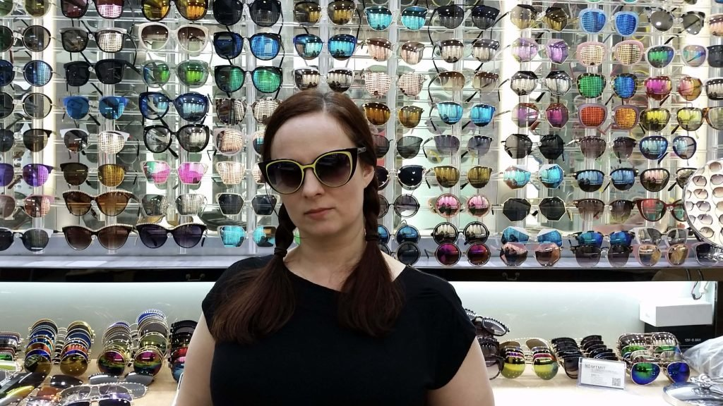 Eyewear Wholesale Market