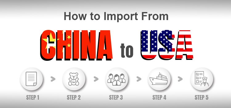 How To Import From China To USA