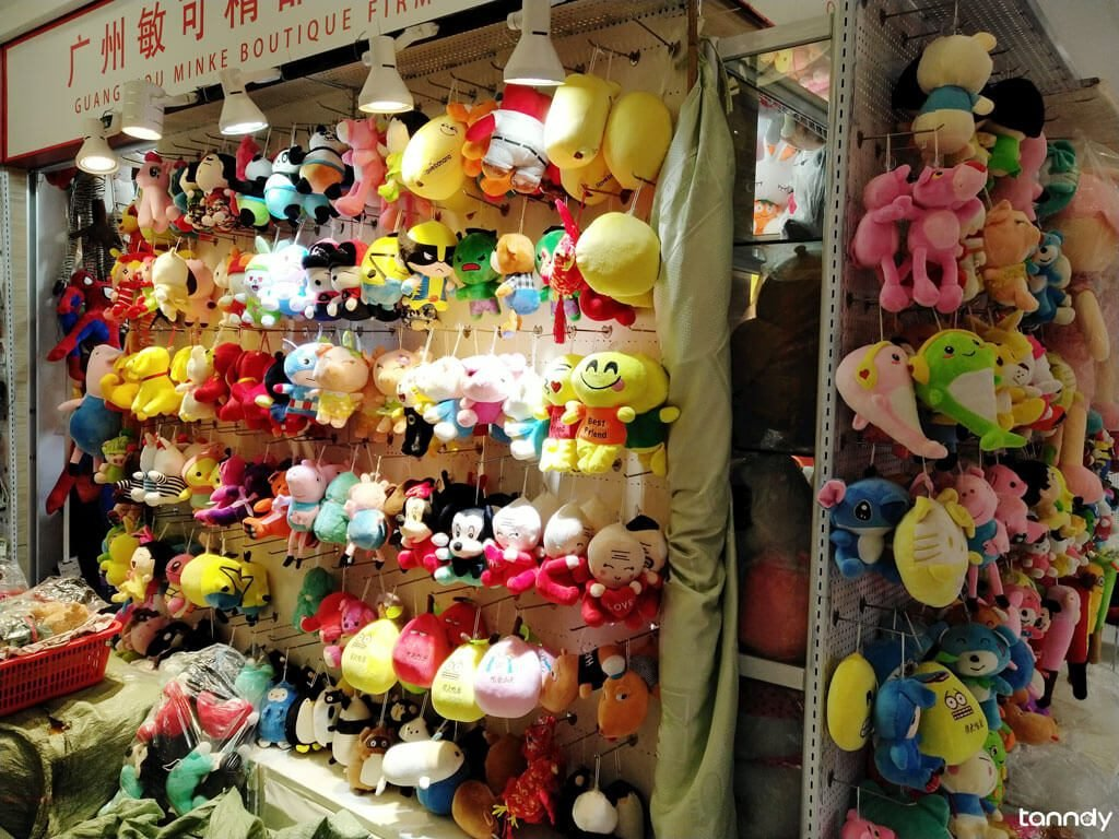 Toys Wholesale Market