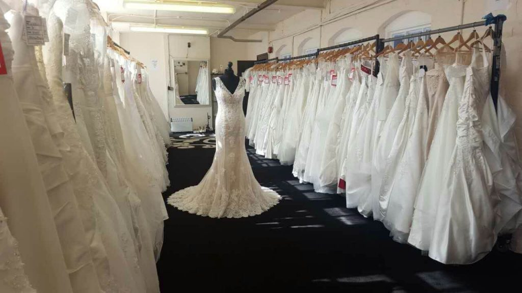 Wedding Dress Wholesale Marke