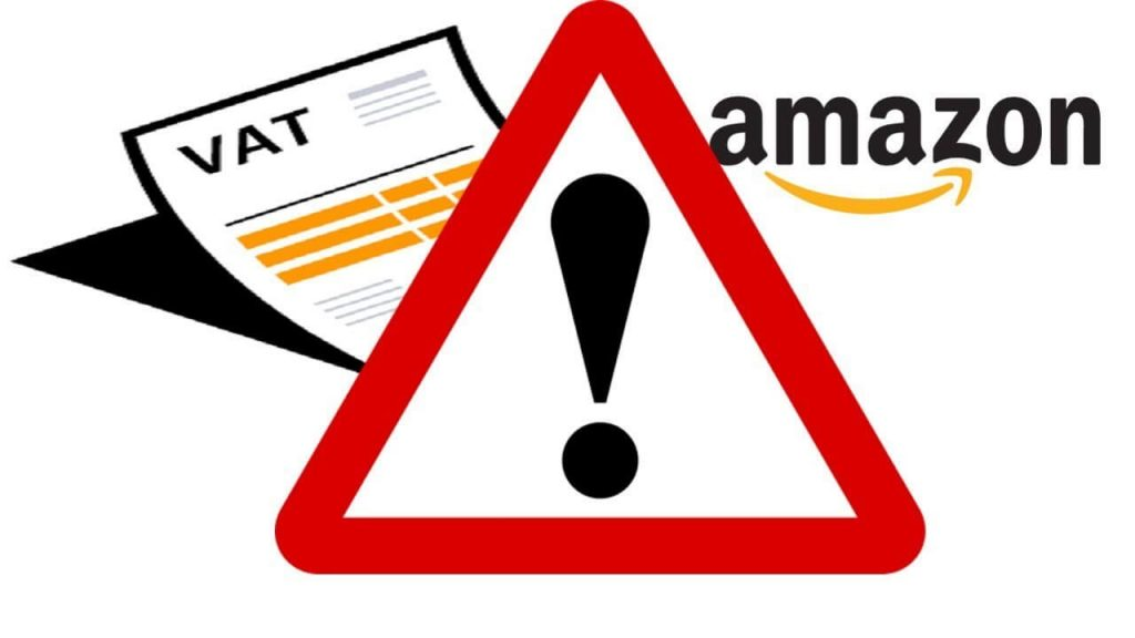 Amazon UK VAT