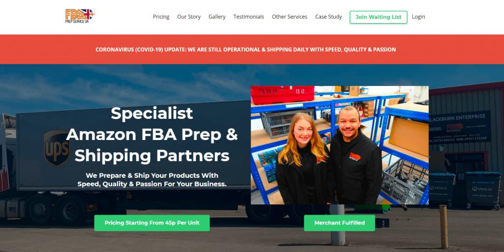 FBA Prep Service UK