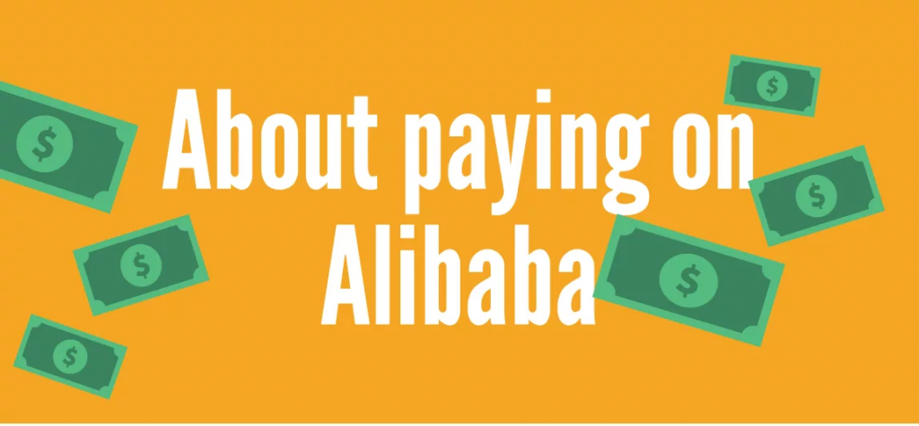 How To Pay On Alibaba
