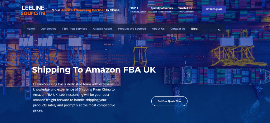 Shipping To Amazon FBA UK Ultimate Guide