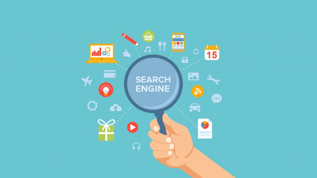 Use Search Engines