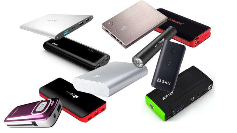 You can find Powerbanks, USB, and memory cards