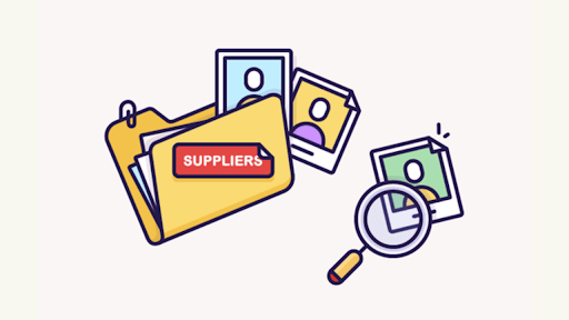 find out qualified suppliers