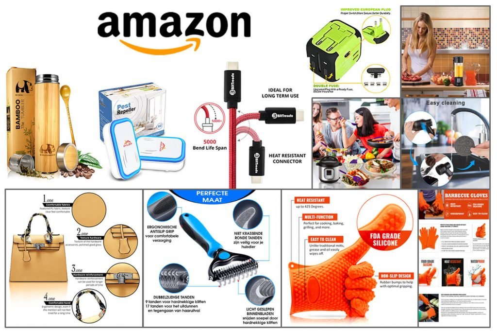 what is Amazon Product Photography