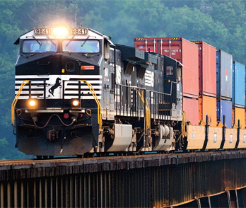 Rail Freight Shipping from China
