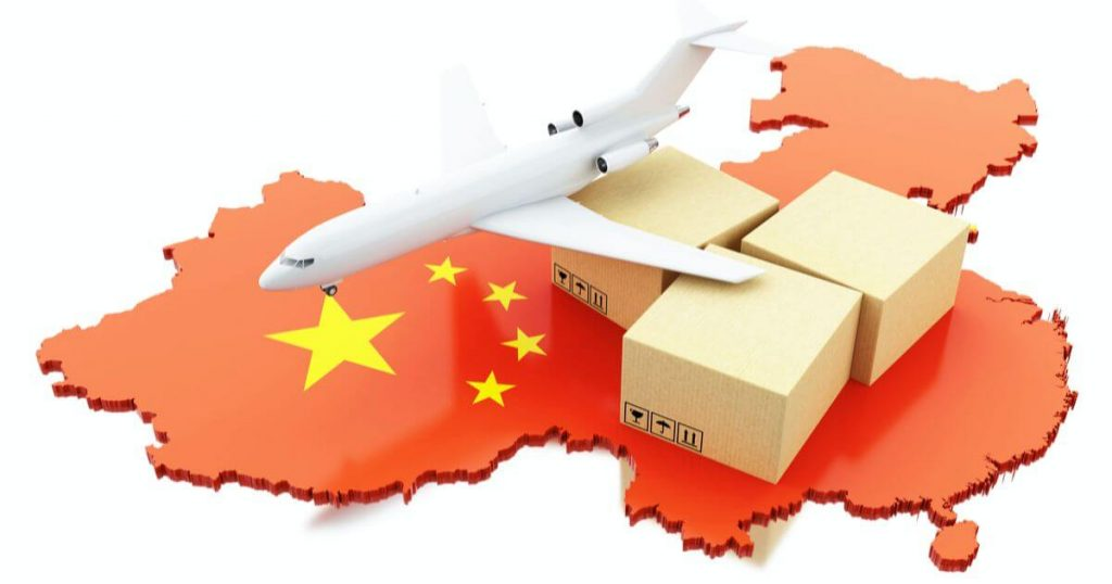 Buying from China