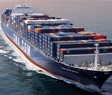 sea freight forwarder