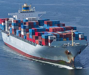 Shipping flashlights by sea