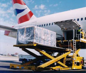 great air freight forwarder