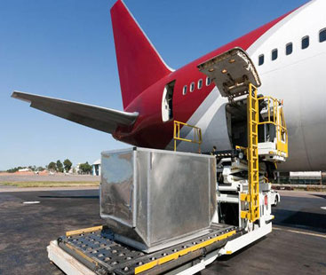 air freight delivery plan