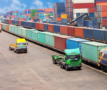 railway freight forwarder