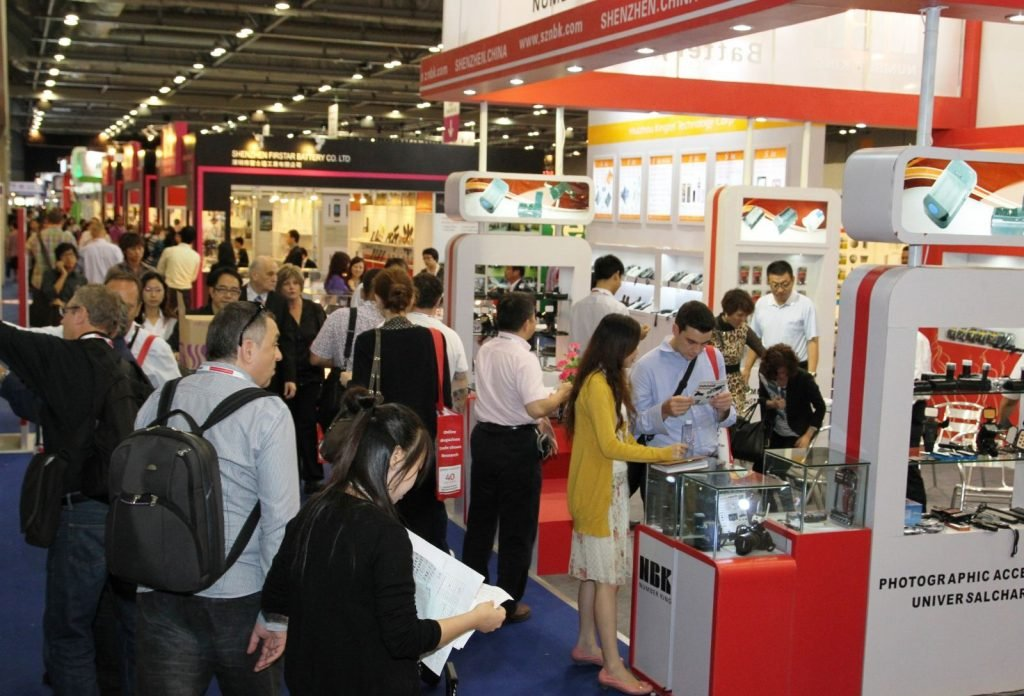 Global Sources Tradeshow