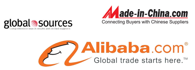 Made in China VS Alibaba VS Global Sources