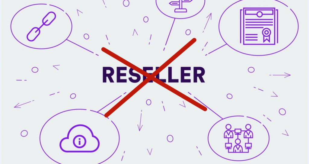 Ban On Reselling