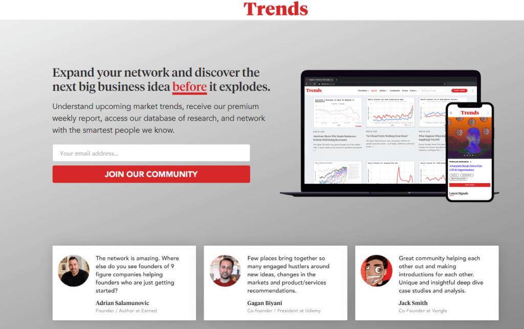 10.Trendle Analytics