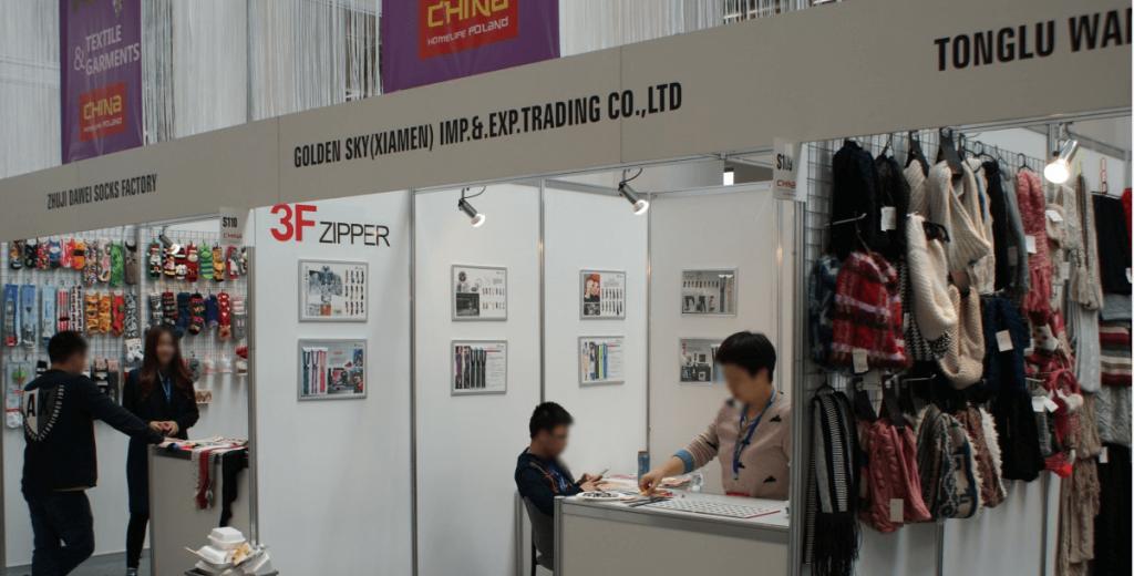 China trade shows.