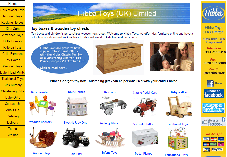 Hibba Toys.