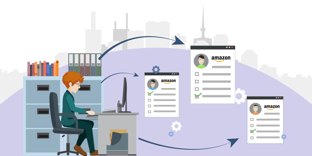 How To Create Multiple Amazon Seller Accounts Without Asking Permission From Amazon