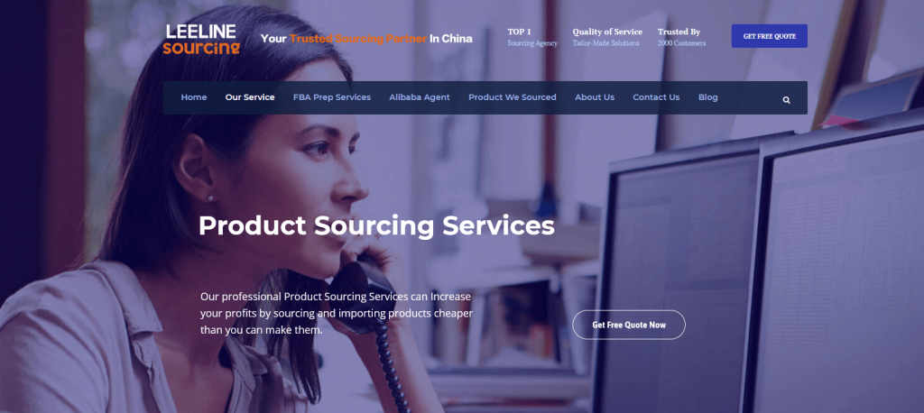 How LeelineSourcing Help You import from China and make money from Online Amazon Business.