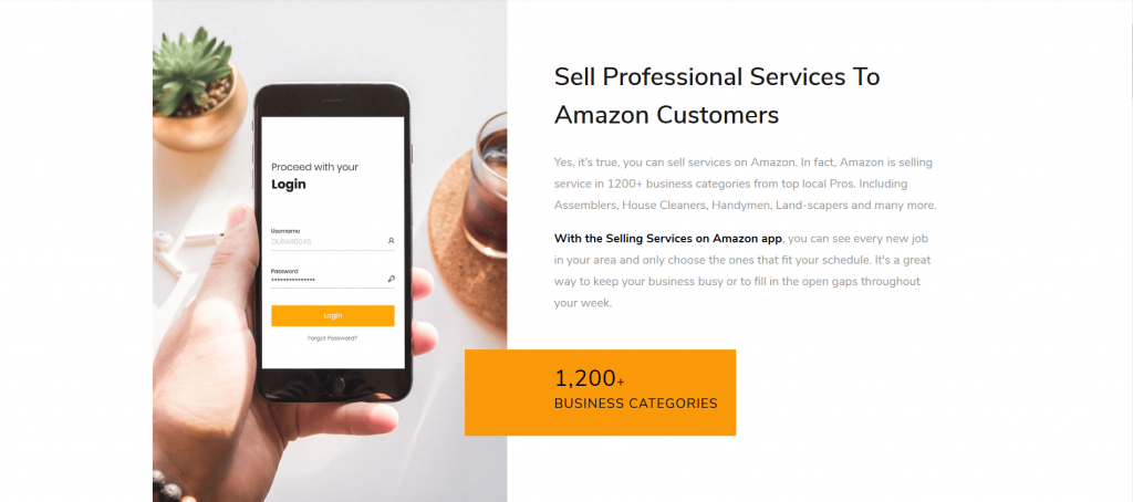 Sell Professional Services