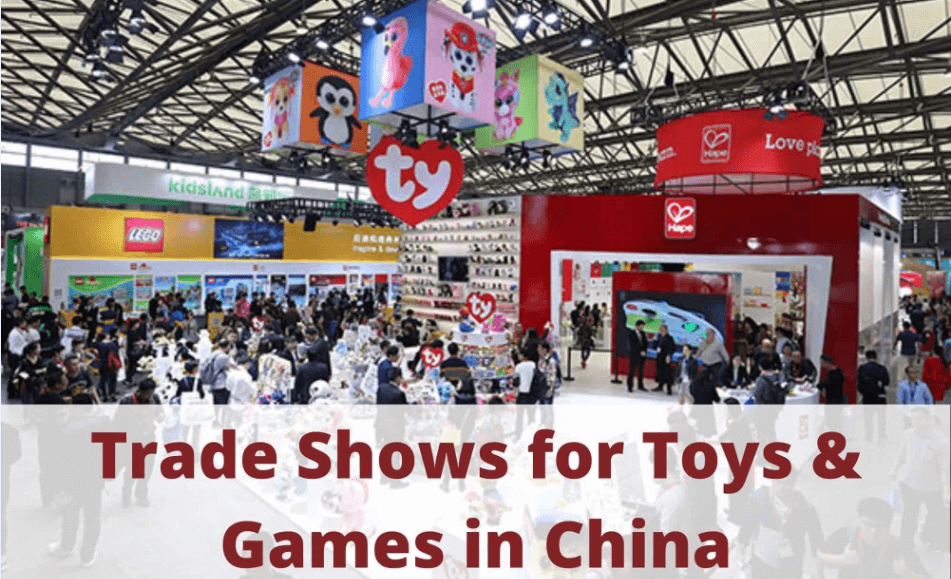 china Toy Trade Shows