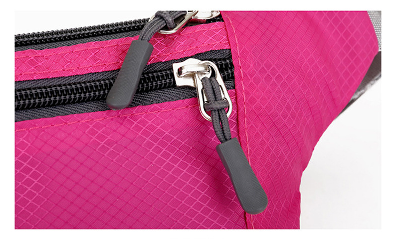 Choose the high-quality zipper