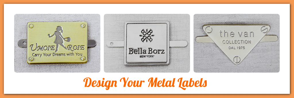 Design your handbag's logo