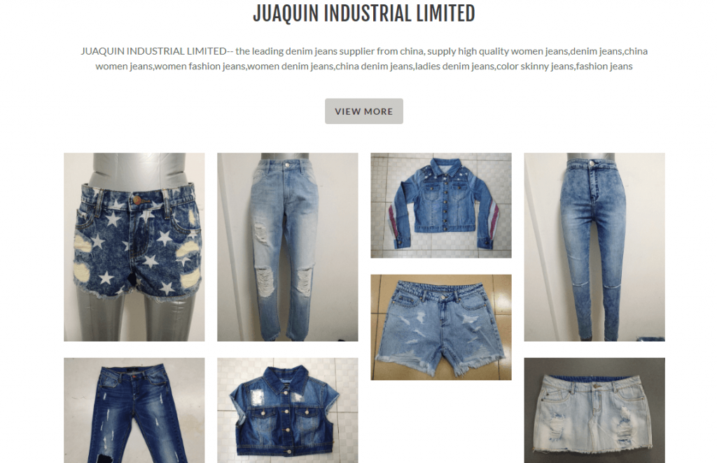 JUAQUIN INDUSTRIAL LIMITED
