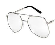 Metal Frame Sunglasses