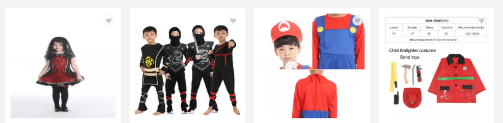 Ride-On Costumes