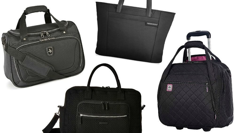 The storage capacity of handbags