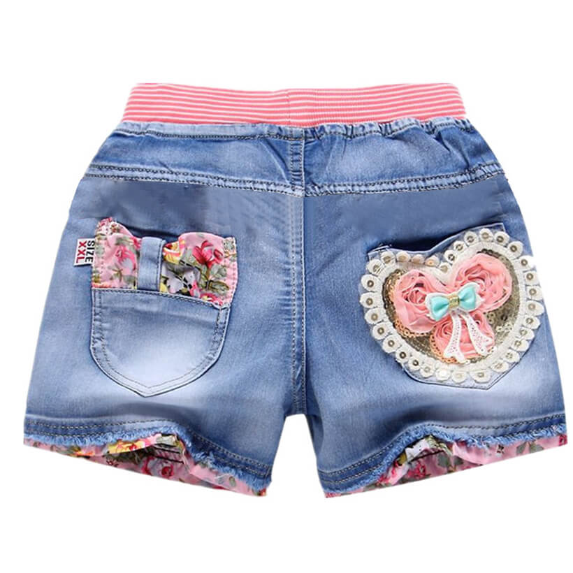 Wholesale Girls Kids Jeans from China