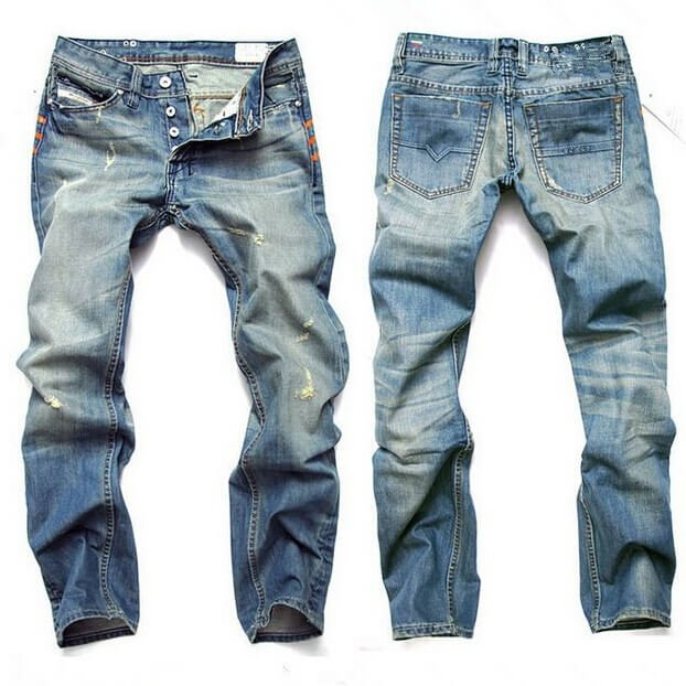 Wholesale Loose Jeans from China