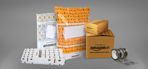 extra packaging materials
