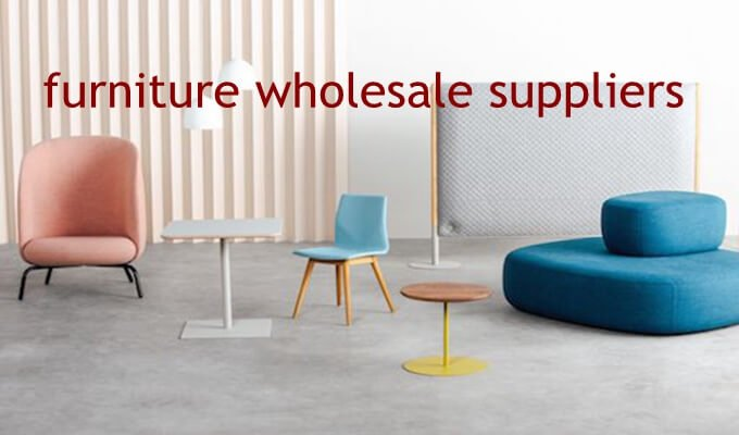 furniture wholesale suppliers